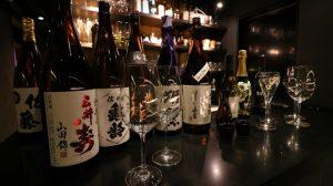 日本酒、ワイン写真