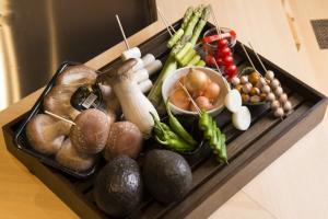 野菜串の写真