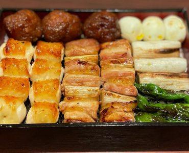 焼鳥そぼろ弁当は1600円で味わえます。